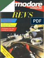 Commodore Horizons Issue 25 1986 Jan