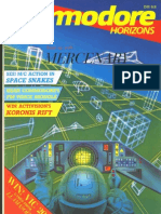 Commodore Horizons Issue 26 1986 Feb