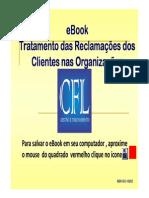 eBook Tratamento Das Reclamações Dos Clientes Nas Organizações1