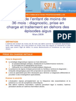 1reco Asthme Enfant36mois Synthese2009