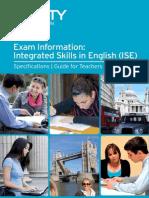 ISE Exam Information Doc Sept 2013 1