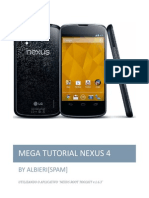 Mega Tutorial Nexus 4