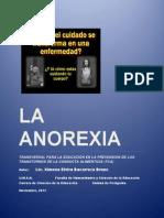 Tca, La Anorexia