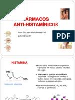 Aula 13 - Anti-histaminicos
