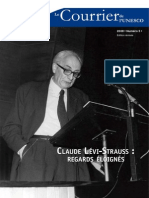 Claude Lévi-Strauss, Regards Éloignés