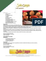 Wantán Frito Con Cerdo y Salsa Agridulce