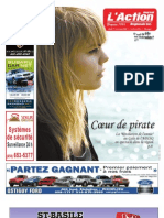 Journal L'Action Regionale - A - 17 Novembre 09