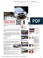 Subaru Outback_ How to Create It a Whole New Trend _ Broom