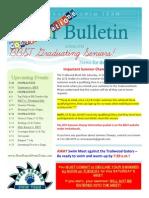 BBST Newsletter 26 May 14