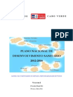 Plano Nacional de Desenvolvimento Sanitário 2012-2016_Vol I_Cabo Verde