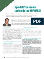 Decálogo del Proceso de Implementación de las NIIF (IFRS) - Edmundo Florez Sanchez