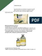 ADMINISTRAREA ANTIBIOTICELOR cortizonului