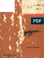 Colt AR15 - SP1 Manual (1968)