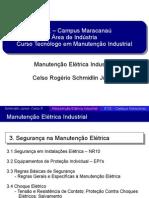 03 - Segurança Na Manutenção Elétrica - Slides