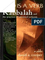 God is a Verb_ Kabbalah and the Practice of Mystical Judaism