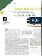 Análise Quantitativa de Riscos com Simulação de Monte Carlo 1 de 2