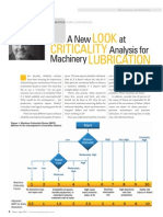 7 a New Look at Criticality Analisys for Machinery Lubrication