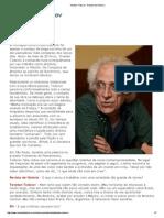 Tzvetan Todorov - Revista de História