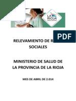 Relevamiento Ministerio Abril