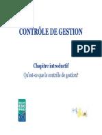 CG Partie 1