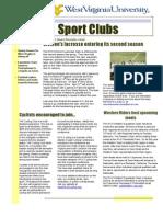 SCF Newsletter