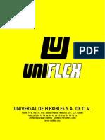 Catalogo Uniflex