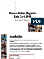 Cinema on Line Magazine
