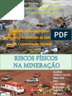 Apresentação Do Seminário RISCOS FÍSICOS