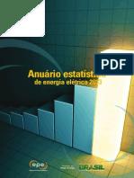 Anuário Energia Elétrica 2013
