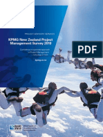 KPMG 2010 Project Management Survey Report