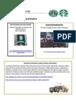 Starbucks Sample Report