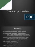 Discurso Persuasivo