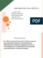 SERIES ISO 1400 Instituto Tecnológico Del Valle de Etla