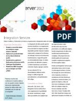 SQL Server 2012 Integration Services Datasheet 17-09-14