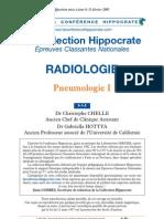Radiologie Pneumologie I