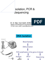 Blok 9 - IT 24 - PCR & Sequencing