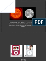 Comparison & Contrast Presentation