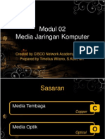 Modul Media Jaringan Komputer