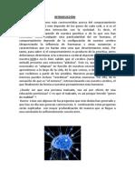 INTRODUCCION Tema Neurología Psicología