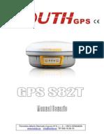 Manual Usuario GPS South S82T