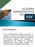 DIAPO ACCIONES-ADMINISTRATIVAS