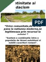 Latinitate si dacism