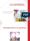 Quimica General Clase 1