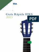 ES Guia Rapida IFRS 2013