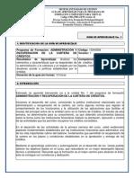 Guia de Aprendizaje Unidad 1 - Admon. y Recuperación de La Cartera de Créditos(2)