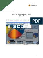 SUNAT SISCONT 2007