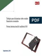 NIA 810 Modo de Compatibilidad