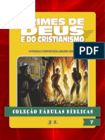 53170726 Colecao Fabulas Biblicas Volume 7 Crimes de Deus E Do Cristianismo
