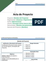 PMOInformatica Plantilla Acta de Proyecto (2 Laminas)