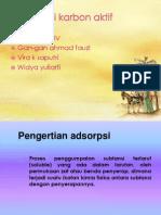 Adsorpsi Karbon Aktif Br